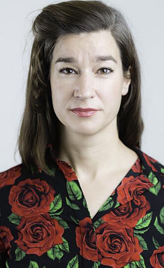 EKSPERT: Hannah Helseth har doktorgrad i sosiologi og har i en årrekke jobbet med seksuell trakassering. Nå er hun aktuell som forfatter med boken «Det jeg skulle sagt: Håndbok mot seksuell trakassering» som slippes i midten av oktober. FOTO: Privat