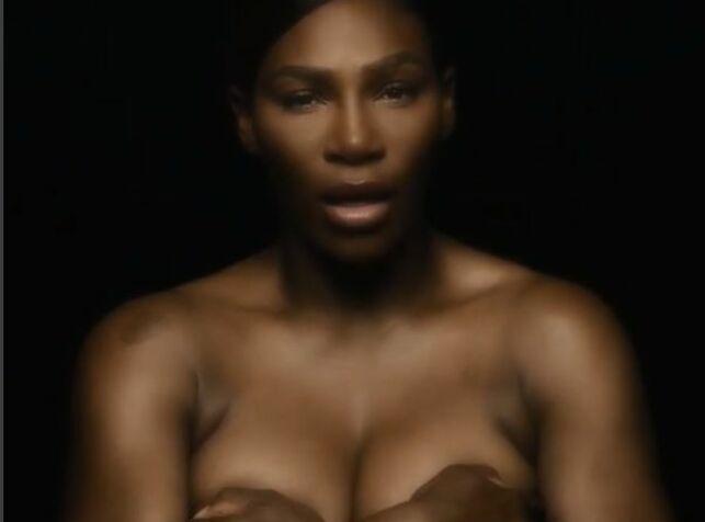 image: Etter turbulent tid: Serena Williams kaster klærne