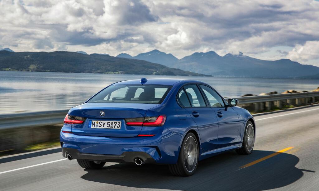 image: Helt ny BMW 3-serie: Se den i Norge!