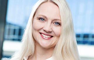 IKKE BEKYMRET: Kommunikasjonssjef Anita Svanes i Volkswagen-importør Møller. Foto: Møller