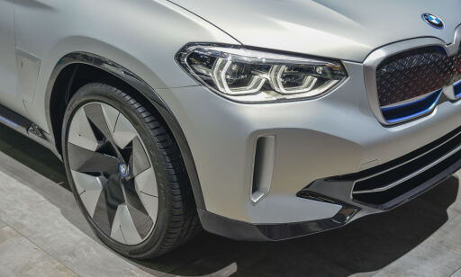 image: BMW iX3 lover god rekkevidde