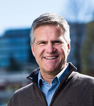 Morten Thune Rudlang er rådgiver i Webstep og har bakgrunn som sivilingeniør i teknisk kybernetikk. Foto. Webstep.no