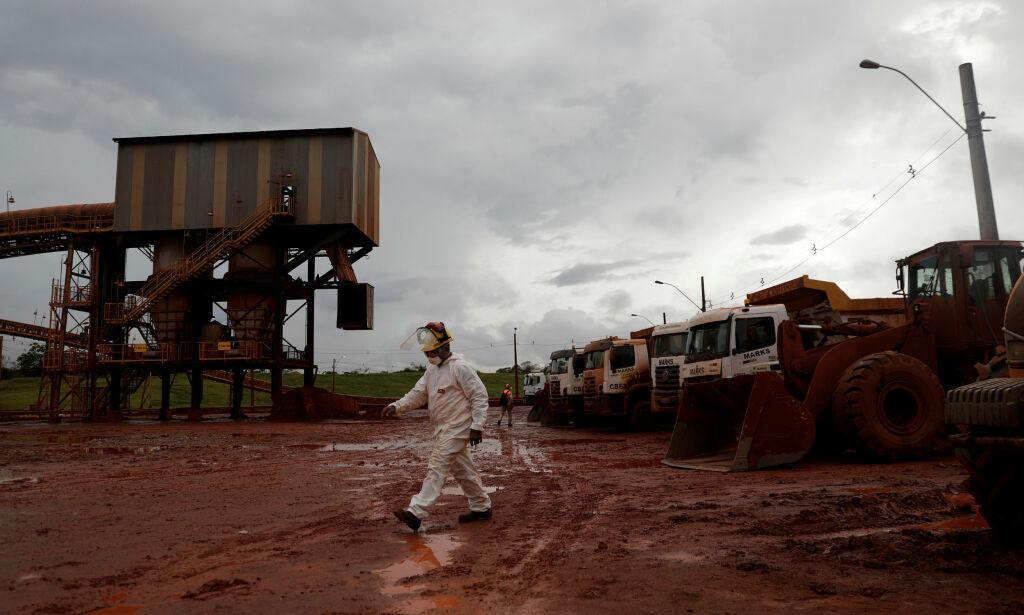 image: Hydro stenger produksjonen i Brasil etter miljøskandale - aksjen stuper