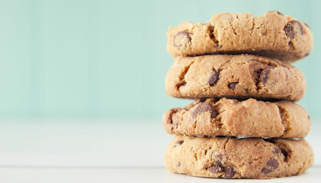 SNACKS MED PROTEIN: For å tilfredsstille manges behov til å bygge muskler, har stadig flere produsenter lansert produkter tilsatt ekstra protein, som potetgull, cookies, barer, puddinger, sjokoladepålegg og gummibjørner. FOTO: NTB Scanpix