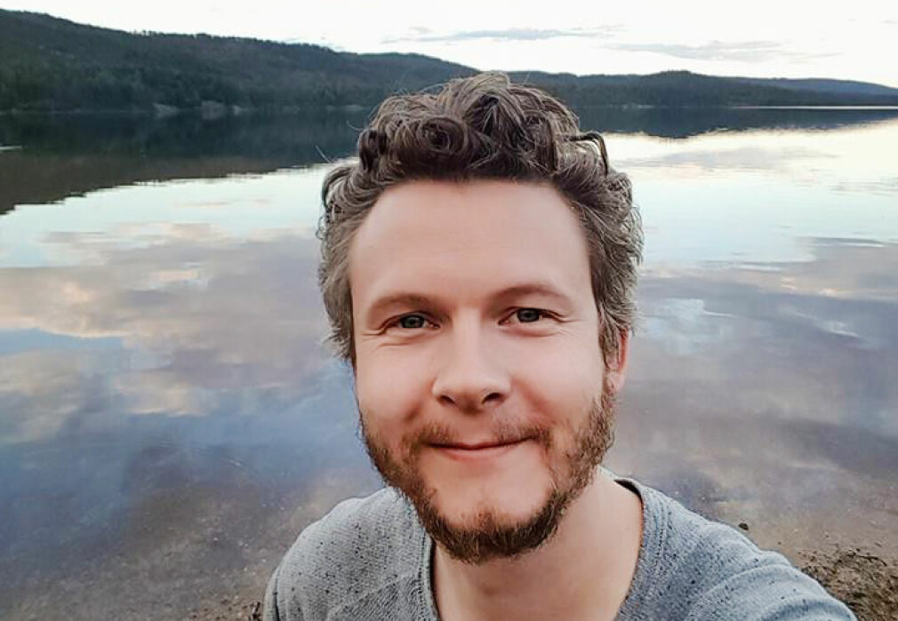 Jesper Thøgersen har ingen formell utdannelse, men har vært utvikler siden 2004. Foto: Privat