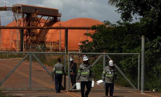image: Hydro varsler nedstenging av nok et raffineri i Brasil