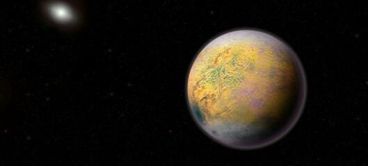 Ny oppdagelse styrker teorien om en ukjent verden i enden av vårt solsystem