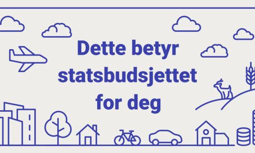 image: Statsbudsjettet kort oppsummert