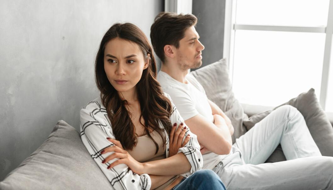 <strong>DRAMA:</strong> – Det er en gammel myte at hvis du elsker noen så skal du være sjalu og lage drama, sier psykolog. FOTO: NTB Scanpix