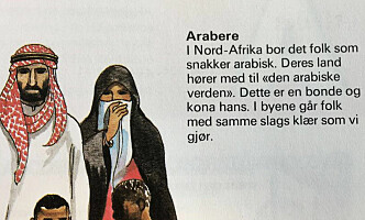 Arabere kunne vært mer spesifikt forklart, mener ekspertene. Foto: Camilla Hjelmeseth