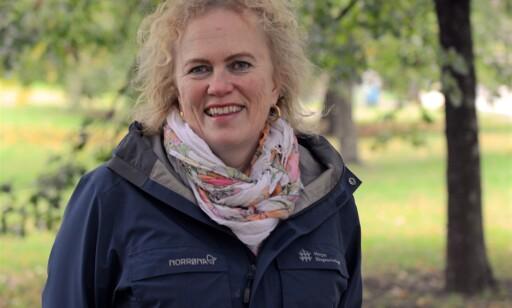 STORE MULIGHETER: Ellen Alfsen og Skogeierforbundet heier fram prosjektet.