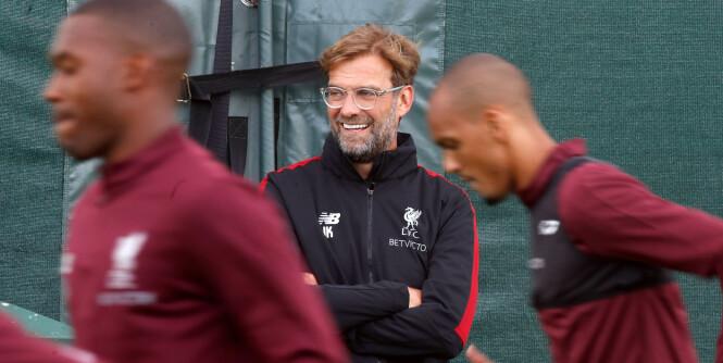 Liverpool-spillerne ble møtt med dette ordet på første trening: F-O-R-F-E-R-D-E-L-I-G