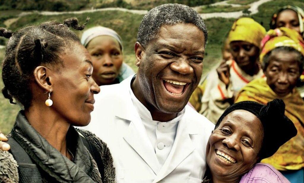 image: Mukweges kamp for voldtatte kvinner