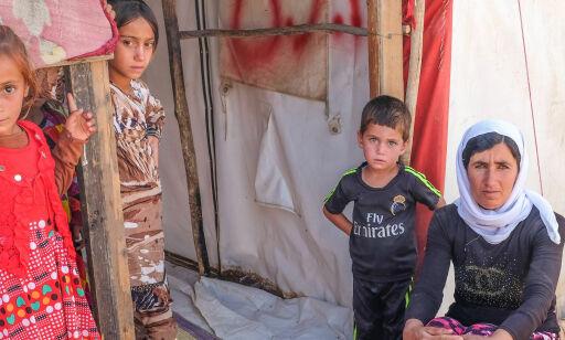 image: Fredspris til et forfulgt folk i Midtøsten
