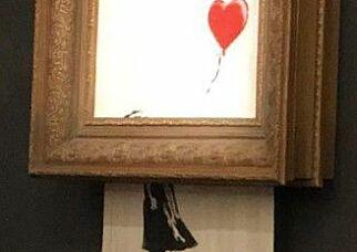 image: Maleriet ble solgt for flere millioner. Så overrasket kunstneren alle