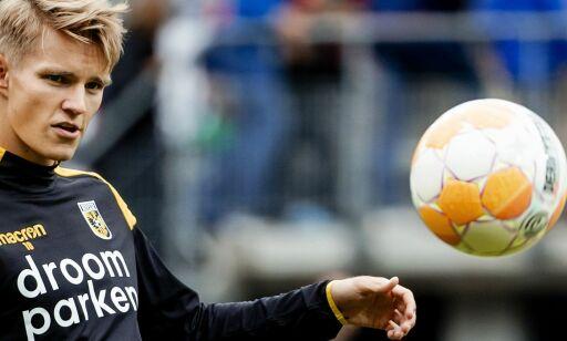 image: Ødegaards skryt vekker oppsikt