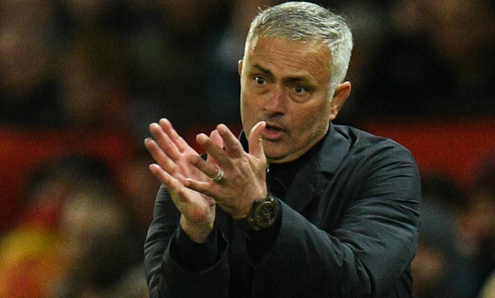 TRE POENG: Manchester United og Jose Mourinho vant mot Newcastle. Foto: NTB Scanpix
