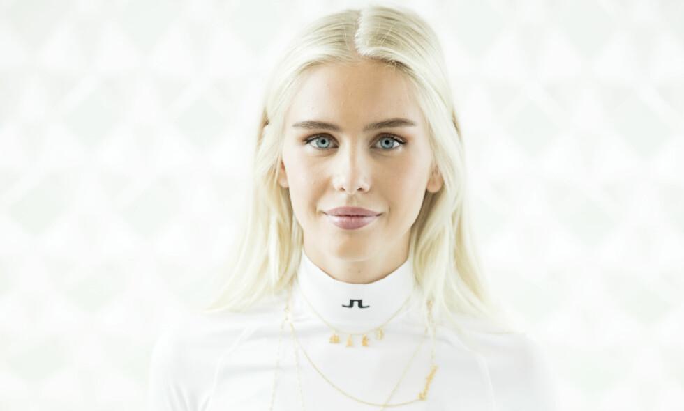 GÅR NYE VEIER: Amalie Snøløs har kastet seg inn i YouTube-universet, der hun vil vise at jenter kan gjøre hva de vil. Foto: NTB Scanpix