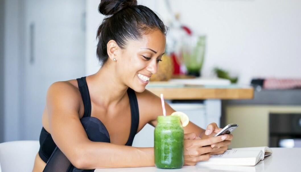 YT BEDRE: Riktig pust kan gjøre at du yter bedre på trening. FOTO: Shutterstock