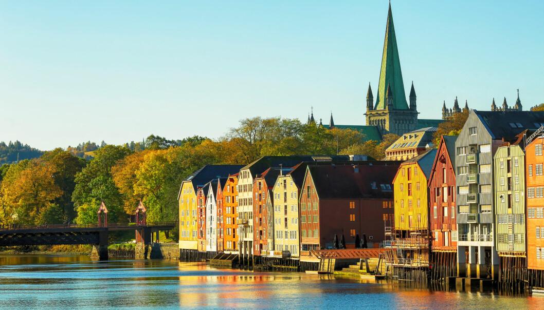 <strong>SKATTEKUTT:</strong> Trondheim er kommunen som kan få merke den foreslåtte lavere makssatsen for eiendomsskatt best. Hvis forslag til statsbudsjett for 2019 går gjennom, får de et kutt i utgiftene sine på til sammen 72,8 millioner kroner innen 2020 . Foto: Shutterstock/NTB Scanpix.