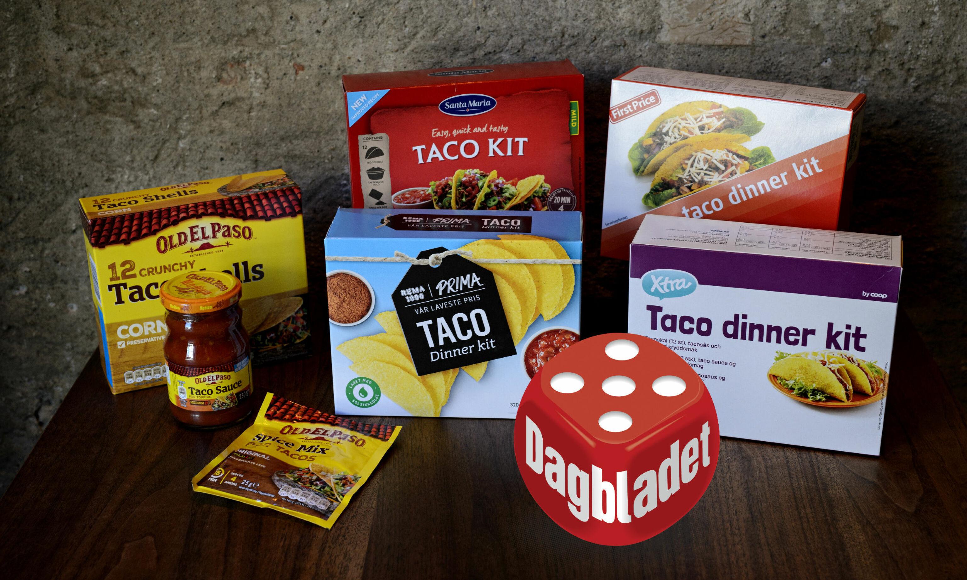 image: Michelin-kokkene tester tacosett: Totalpakka skiller vinneren fra resten