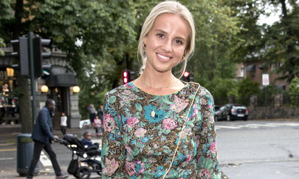 ENIGHET: Det blir ingen rettssak om den meget omtalte boka til blogger Anniken Jørgensen. Foto: Andreas Fadum/ Se og Hør