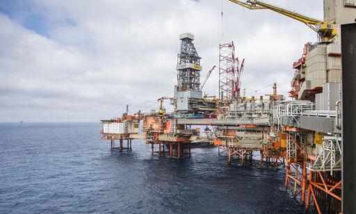 image: Ny oljefeide i vente for Erna og co.