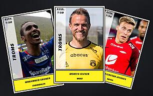image: Dagbladet kårer de 50 beste fotballspillerne fra Troms