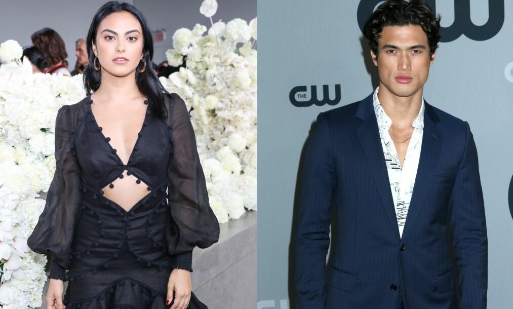 ROMANTIKK: «Riverdale»-stjernene Camila Mendes og Charles Melton skal ha bekreftet romansespekulasjonene på Instagram. Foto: NTB Scanpix
