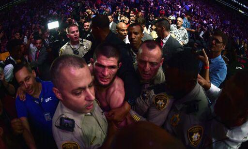 image: Norsk MMA-profil etter volden i Las Vegas: Livredd for at dette blir trenden blant utøvere