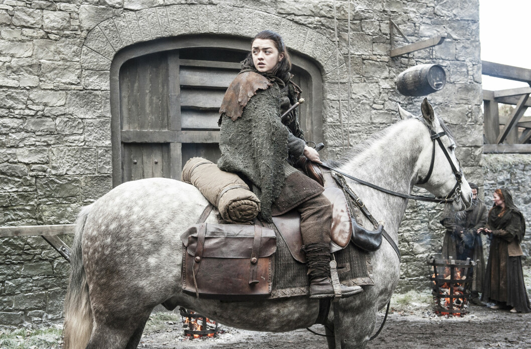 <strong>GOT:</strong> Arya Stark portretteres av Maisie Williams. FOTO: HBO