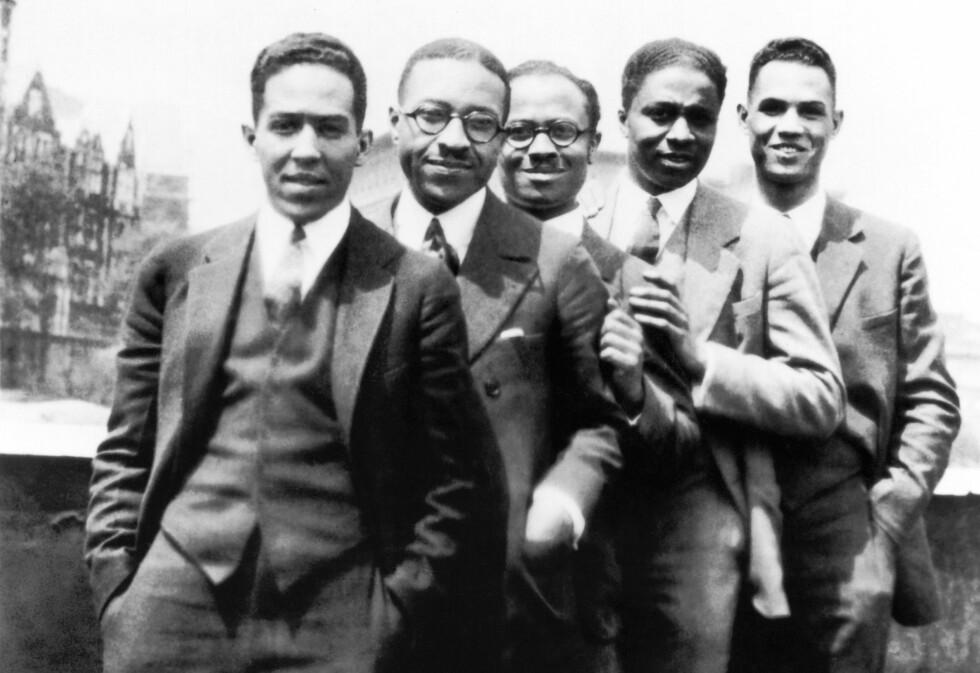 NOE HELT NYTT: På 1920-tallet var Harlem, Manhattans nordre bydel, et møtested for unge, talentfulle svarte kunstnere og liberale hvite som var ute etter å more seg under forbudstiden. Foto: NTB Scanpix