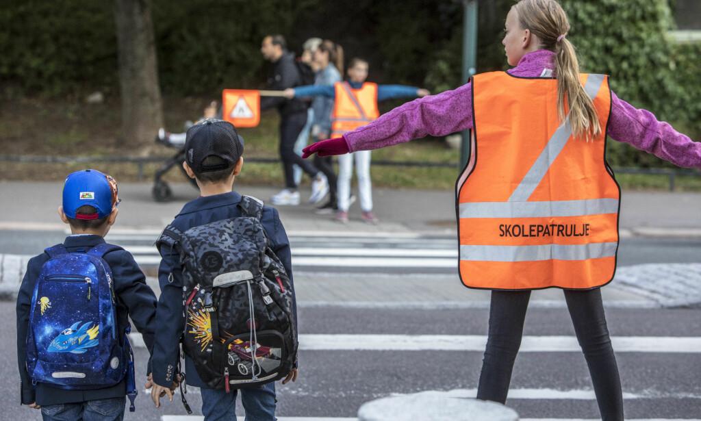 OSLO-SKOLEN:Kan vi ha lærere som nekter å håndhilse på kvinnelige kolleger og foreldre?