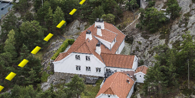 Ny Bloksberg-eier får 350 meter høyspentkabler på kjøpet