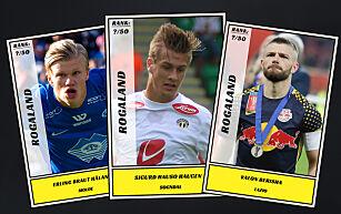 image: Dagbladet kårer de 50 beste fotballspillerne fra Rogaland