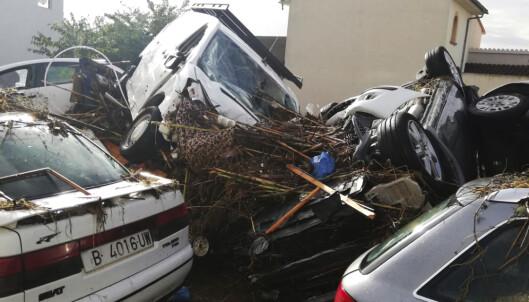 Gunn og familien rammet av dødsflommen på Mallorca: - Ikke forberedt