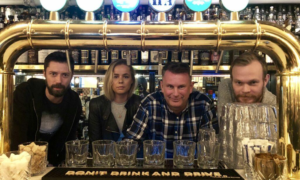 image: Bartendere startet Facebook-protest. Støttes av 8000