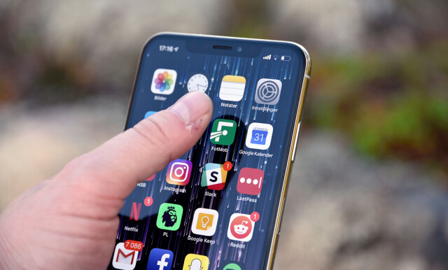 61d41aa33c TEST  iPhone Xs Max - Plutselig var iPhone størst - DinSide