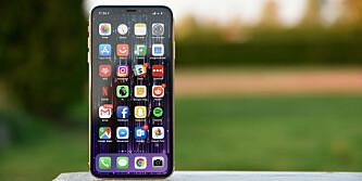 TEST: Er iPhone Xs Max verdt den skyhøye prislappen?