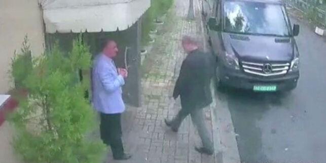 image: Konsulens bønn da Khashoggi skal ha blitt drept: «Gjør dette ute. Dere vil gi meg problemer»