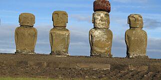 image: Hevder å ha funnet forklaringen bak de mystiske skulpturene