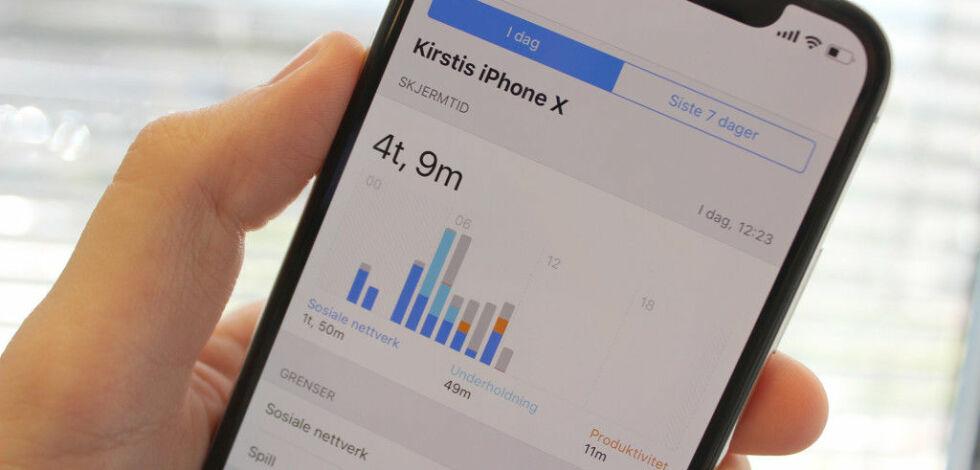 image: Halvparten av alle iOS-brukere har oppgradert til nyeste versjon