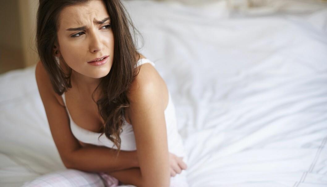 LINDRER: Fysisk aktivitet kan faktisk hjelpe deg med å lindre menstruasjonssmertene. Foto: Scanpix.