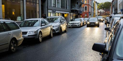 image: Noen taper når bilen forsvinner