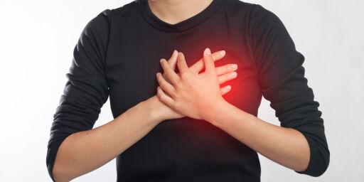 image: Stille hjerteinfarkt - disse varslene må du være obs på