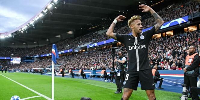 Mulig kampfiksing: Satset millioner på at PSG skulle vinne med fem mål