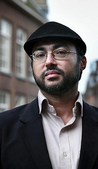 KAN VÆRE I FARE: Den Oslo-baserte menneskerettighetsaktivisten Iyad el-Baghdadi (41) jobbet sammen med graveteamet som rullet opp det som skal ha vært et unikt og groteskt bestillingsdrap på den saudiarabiske journalisten Jamal Khashoggi. Foto: Privat