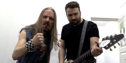 image: Derfor er «Stjernekamp»-Alexanders gitar full av blod