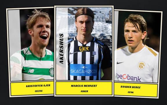 0f7376cb Dagbladet kårer de 50 beste fotballspillerne fra Akershus