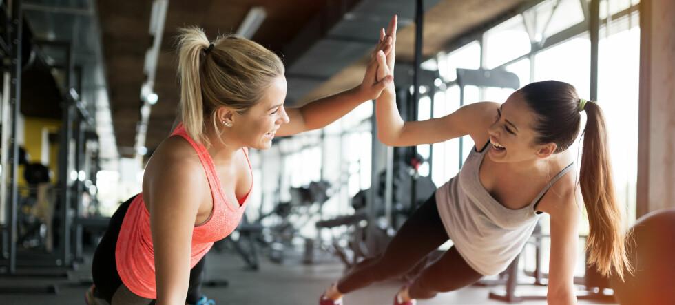 Dropper du trening når du har mensen? Det trenger du kanskje ikke